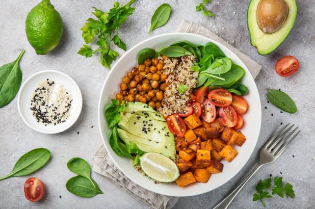 Být vegan dělá vám snížit váhu?