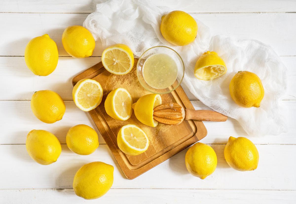 Citron je pokles hmotnosti?