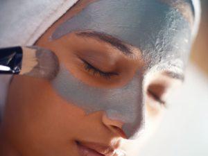 Dobré reflexy proti skvrny z obličeje