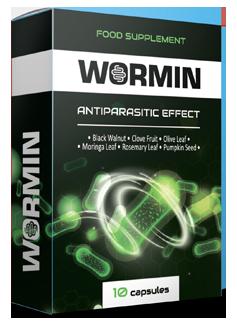 Wormin - účinky - názory - funguje - zkušenosti
