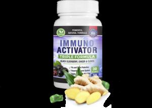 Immuno Activator - názory - lékárna - recenze - cena - diskuze - kde koupit