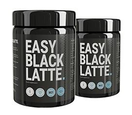 Easy Black Latte - názory - zkušenosti - účinky - funguje