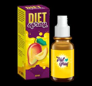 Diet Spray - názory - zkušenosti - účinky - funguje