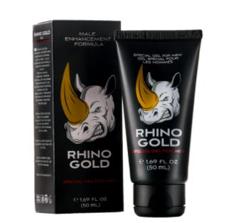 Rhino Gold Gel - účinky - zkušenosti - funguje - názory
