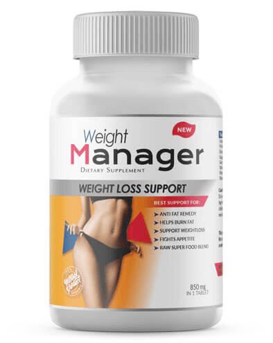 Weight Manager - funguje - účinky - názory - zkušenosti