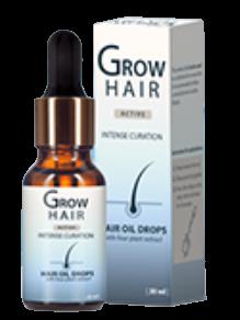 Grow Hair Active - účinky - názory - zkušenosti - funguje