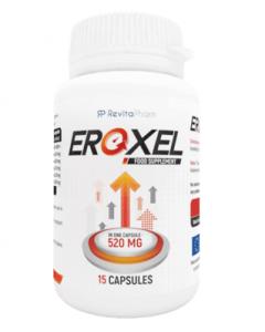 Eroxel - cena - kde koupit - názory - diskuze - recenze - lékárna
