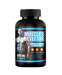 Muscles Detector - názory - funguje - zkušenosti - účinky