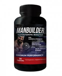 Man Builder - názory - funguje - zkušenosti - účinky